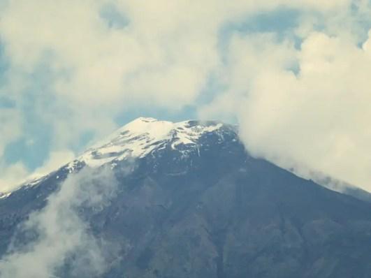 Baños, Tungurahua.