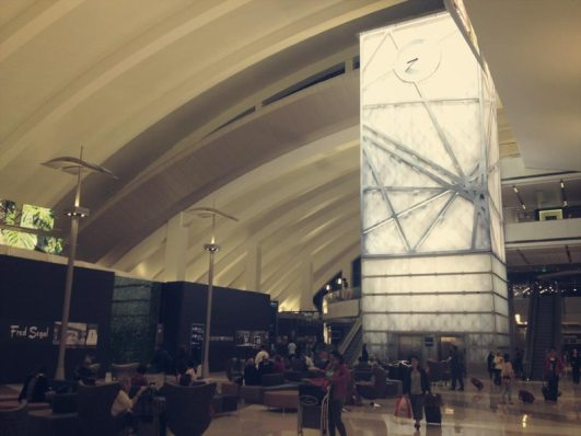 L.A. Flughafen