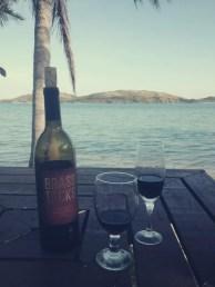 Wein aus dem Duty Free