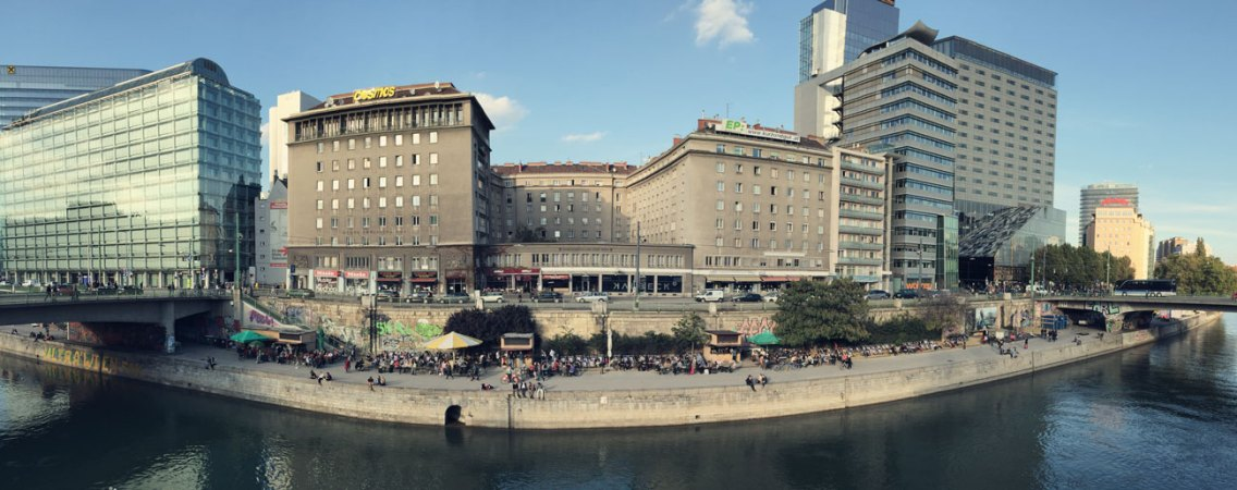 Donaukanal Wien
