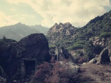 Eine beeindruckende Landschaft