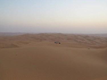 Abu Dhabi Wüstensafari