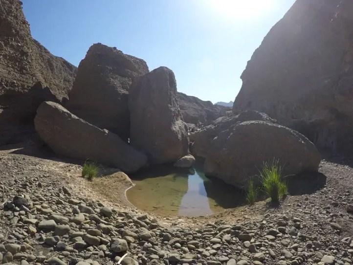 Oman Hatta Pools