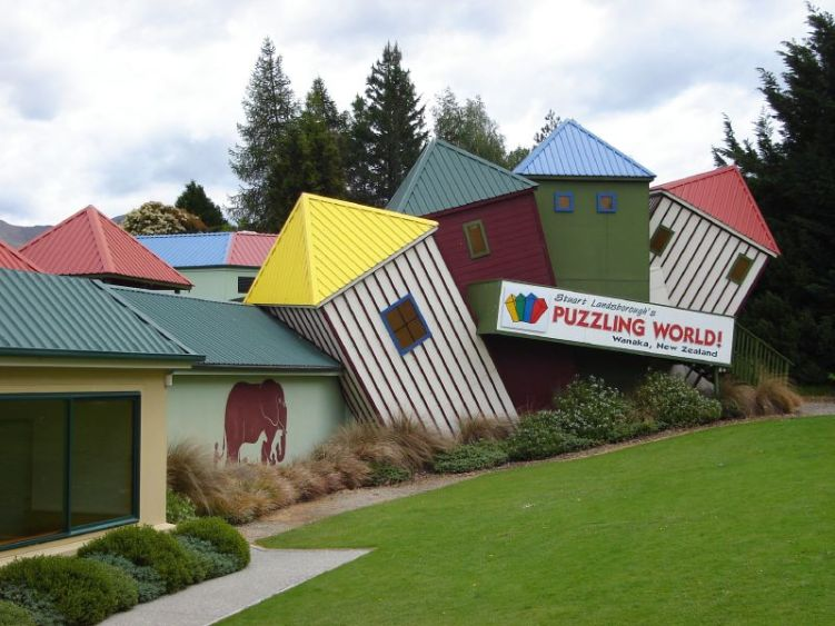 Puzzling World Wanaka