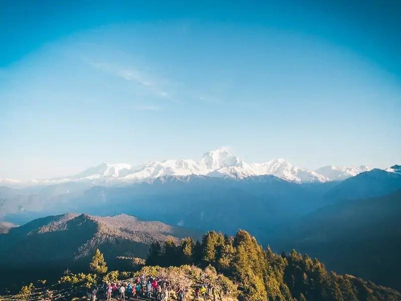 Poon Hill Trek- Nepal Sehenswürdigkeiten
