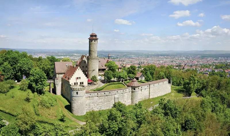 Bamberg Ausflug Altenburg
