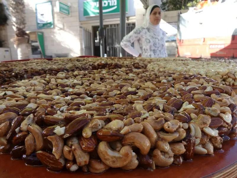 Nüsse in Israel