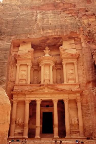 Schatzhaus des Pharao, Khazne al-Firaun, Petra, Jordanien