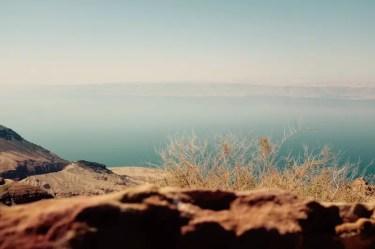 Totes Meer, Jordanien