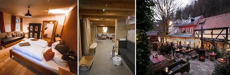Hotels Sächsische Schweiz