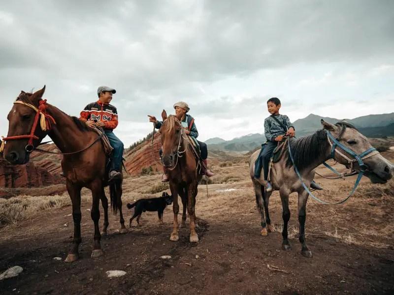 Jeti Oguz Rundreise Kasachstan Kirgistan