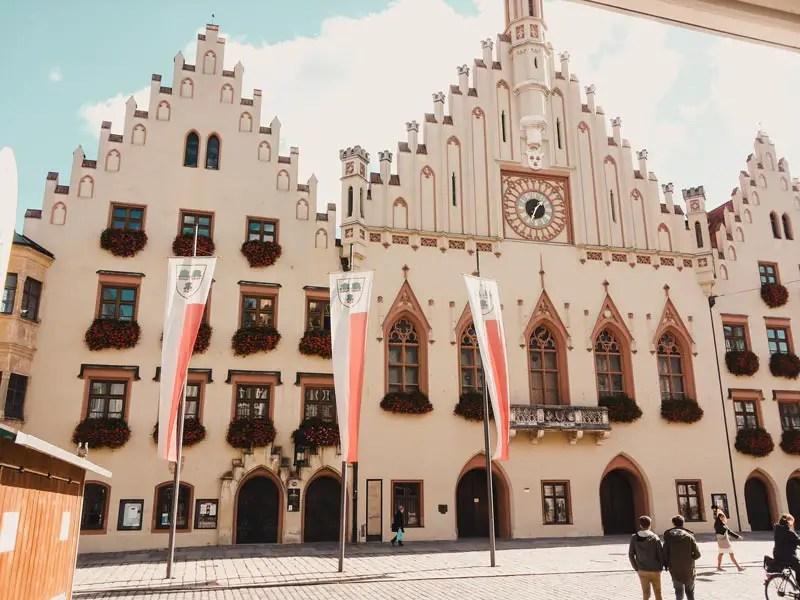 Landshut Rathaus