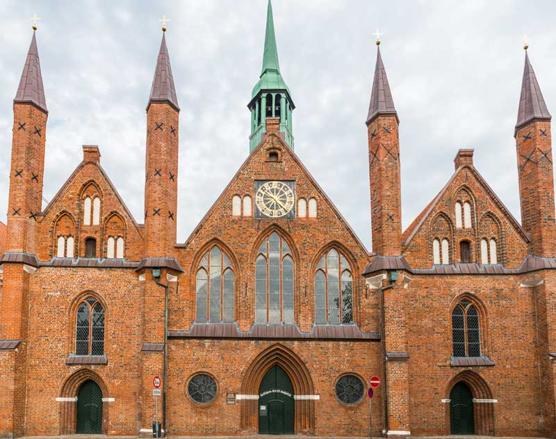 Lübeck Heilig Geist Hospital