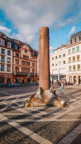 Mainzer Marktplatz