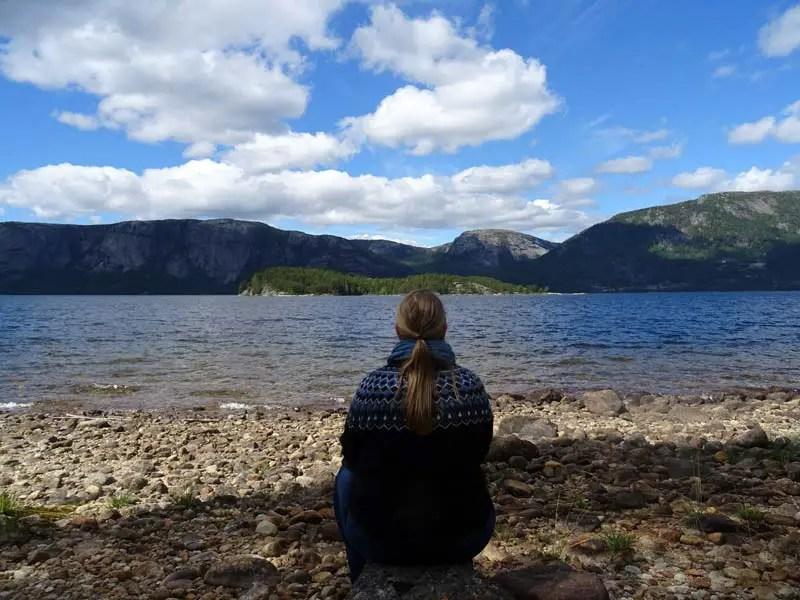 Norwegen Landschaft