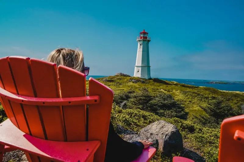 Nova Scotia Tipps: Der Lighthouse Trail in Louisburg