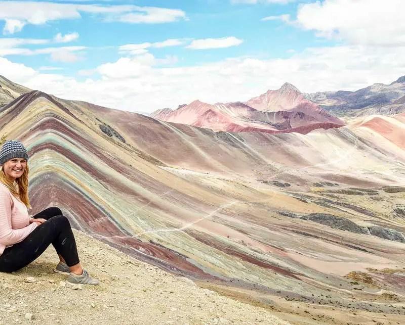 Peru Rainbow Mountains
