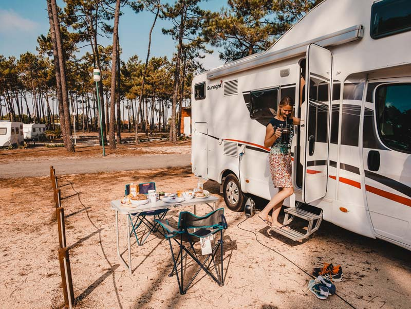 Portugal Camping