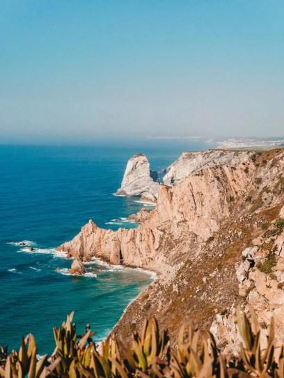 Portugal Roadtrip Cabo da Roca