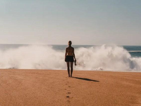Praia du Norte