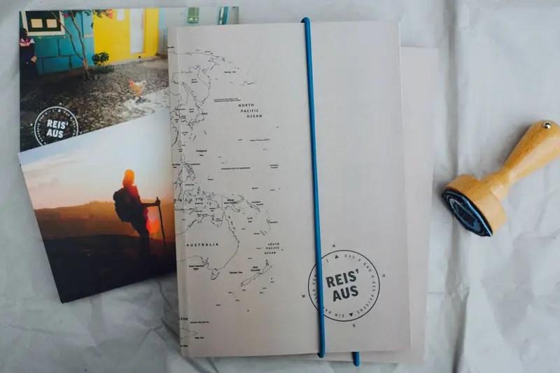 Reisehandbuch Reis aus