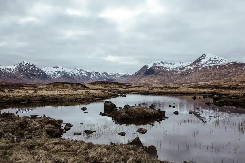 Schottland Rundreise