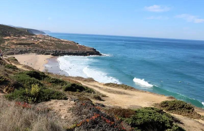 Surfen lernen in Portugal