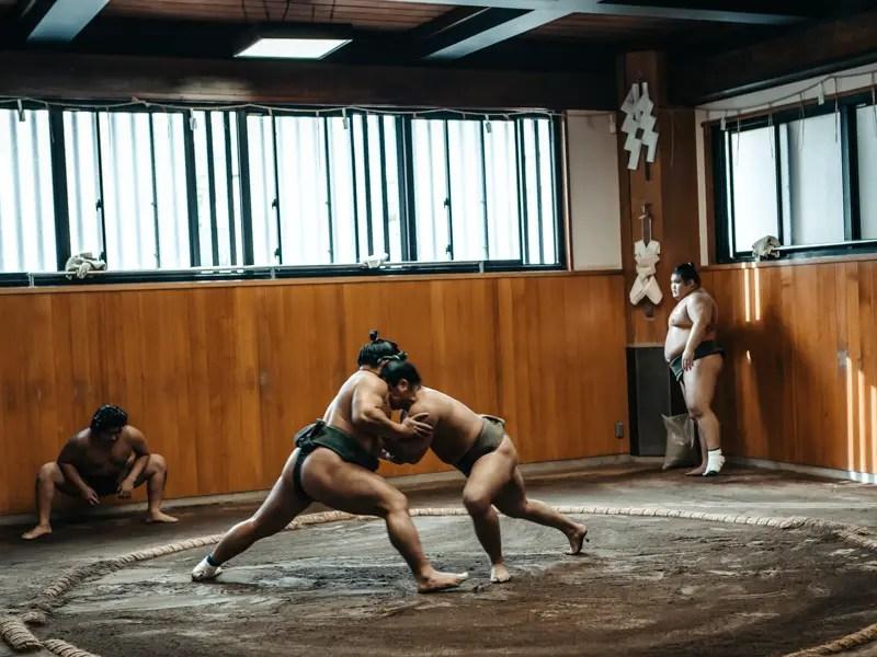 Sumo Training – Tokio Reisetipps und Sehenswürdigkeiten in 3 Tagen
