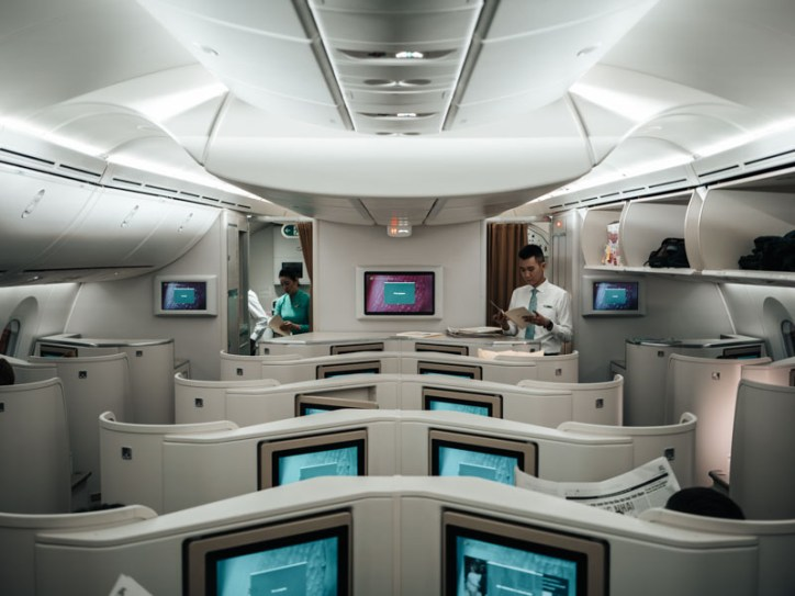 Vietnam Airlines Business Class – Nordvietnam Rundreise Sehenswürdigkeiten