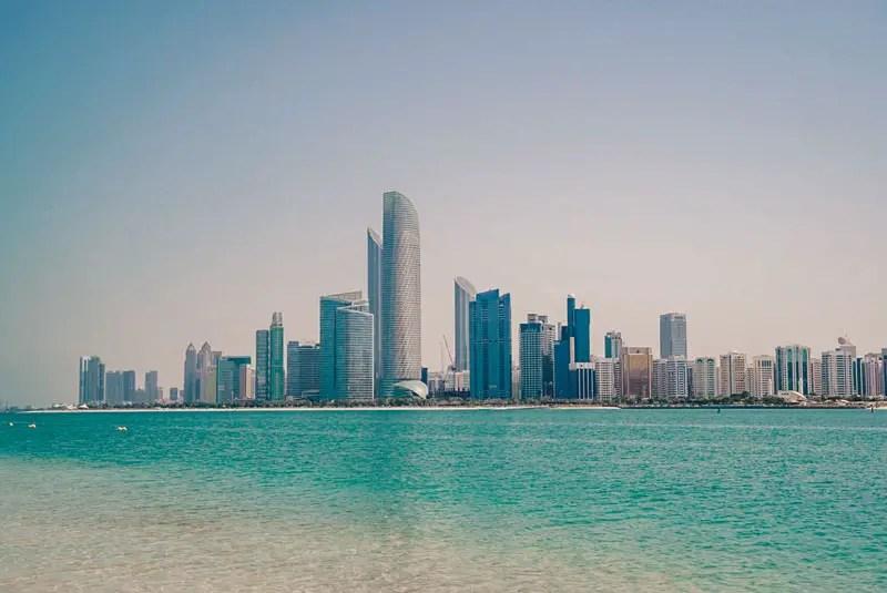 Corniche – Abu Dhabi Reiseführer