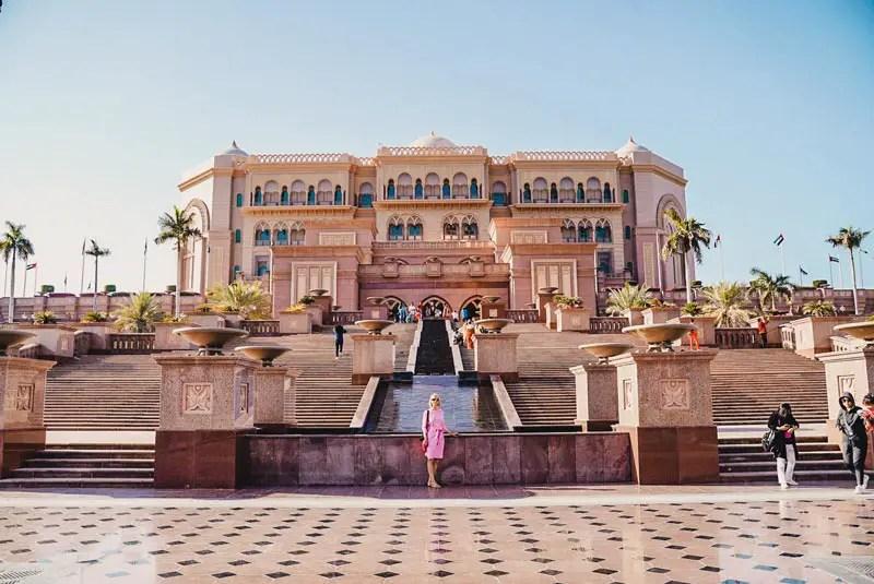 Emirates Palace – Abu Dhabi Reiseführer