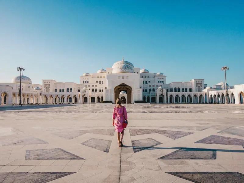 Qasr al Watan – Abu Dhabi Reiseführer