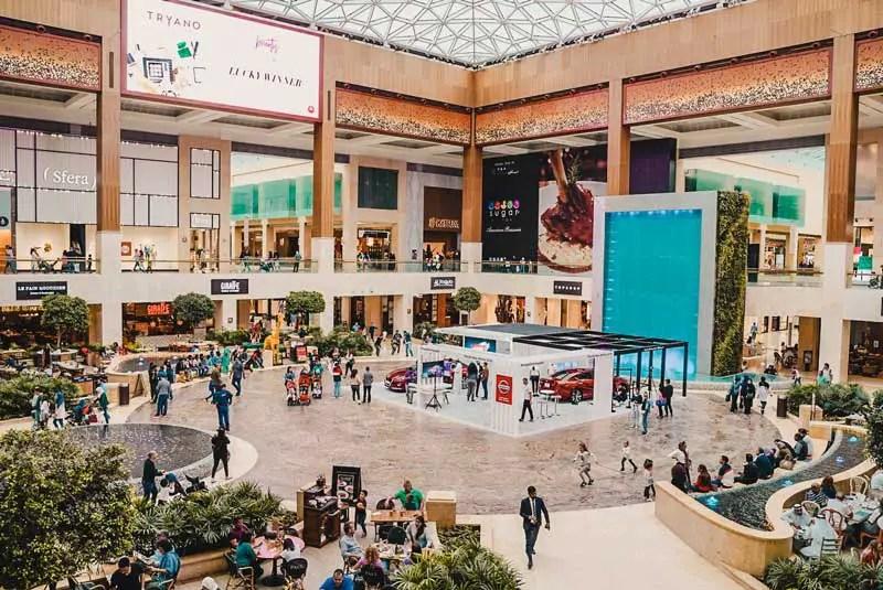 Yas Mall - Reisgids Abu Dhabi