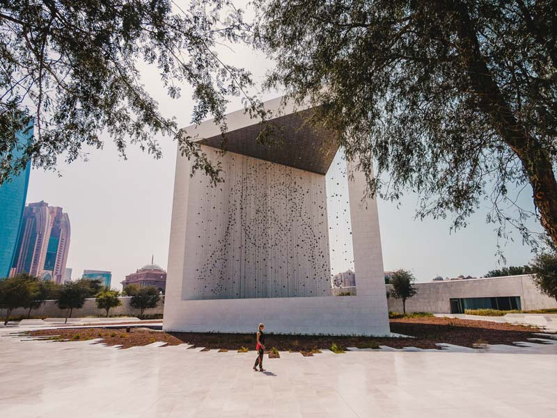 abu dhabi founders memorial
