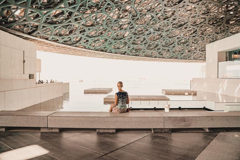 Louvre – Abu Dhabi Sehenswürdigkeiten und Highlights