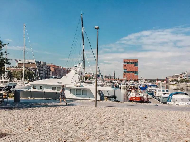 Eilandje - Attracties in Antwerpen
