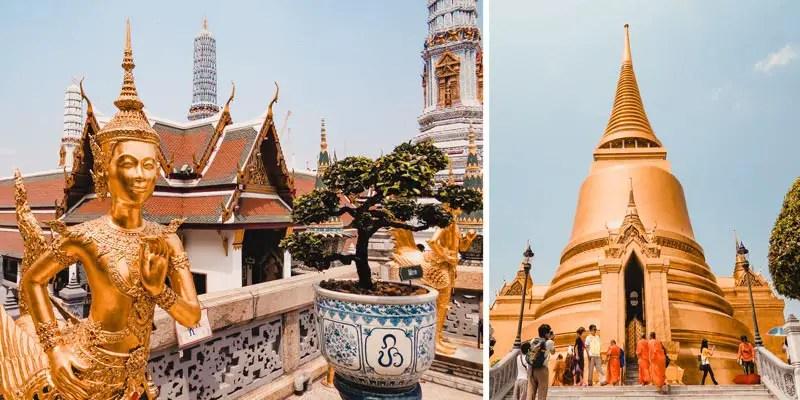Bangkok Sehenswürdigkeiten Wat Phra Kaeo