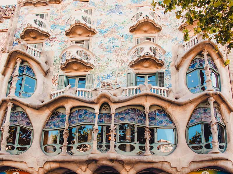 Barcelona Highlights Casa Batllo