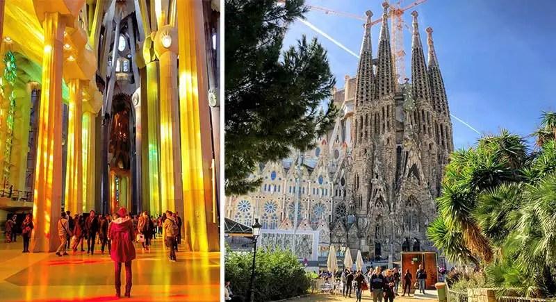 Barcelona Sagrada Familia Touren