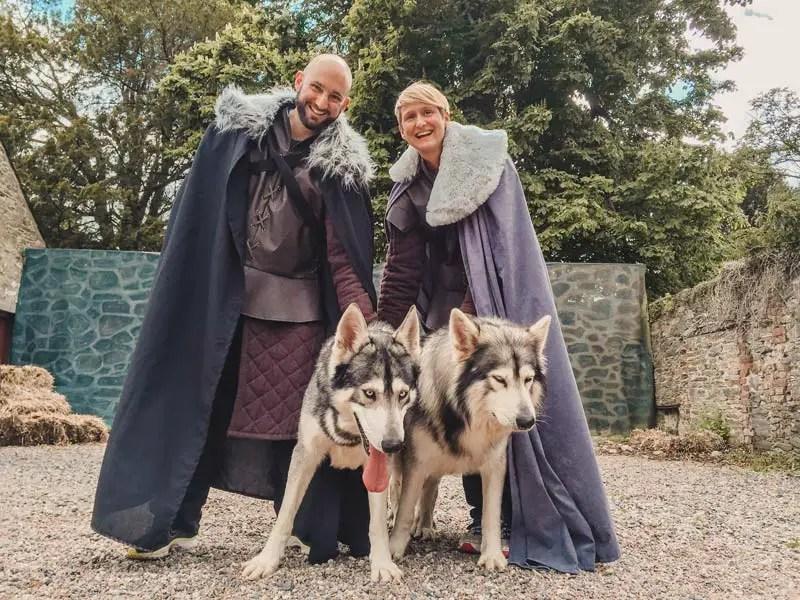 Game of Thrones Winterfell - Attracties in Belfast