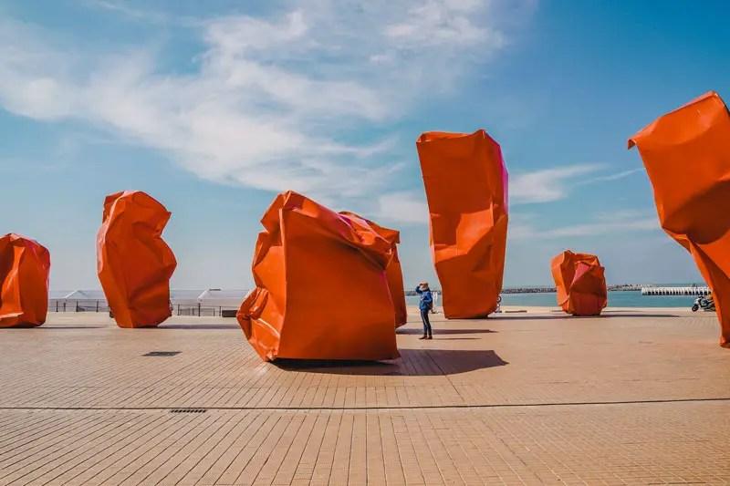Rock Strangers – Belgische Küste Sehenswürdigkeiten