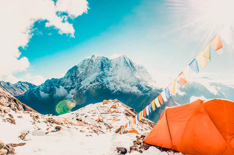 Mount Everest Basecamp Trek – Die besten Treks der Welt | Schönste Trekkingtouren weltweit