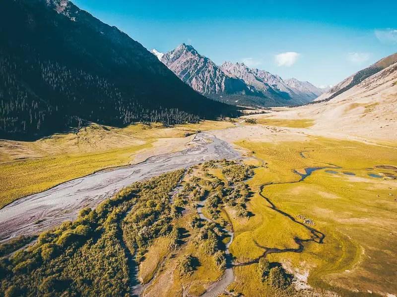 Jukku Barskoon – Die besten Treks der Welt | Schönste Trekkingtouren weltweit