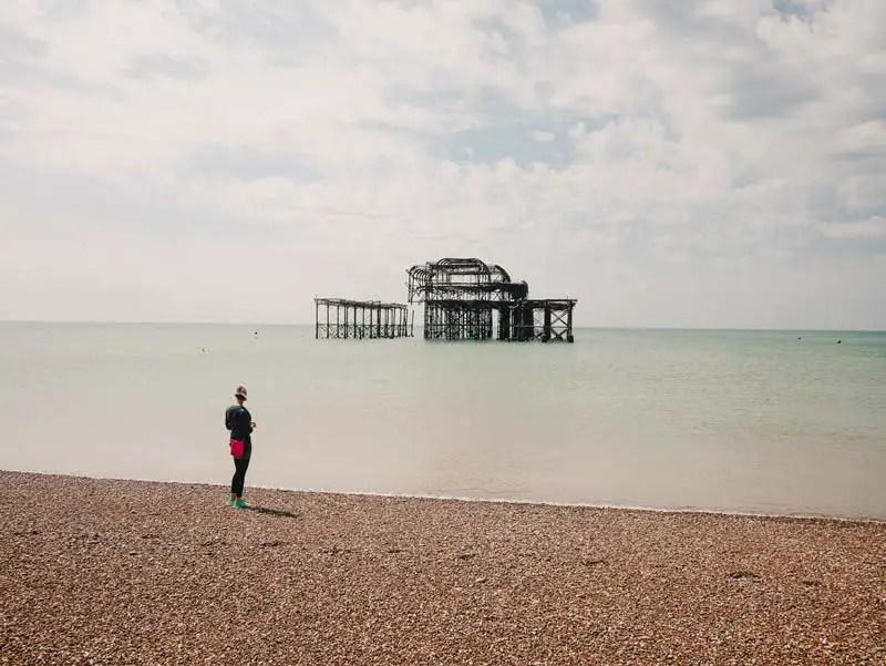 Brighton Sehenswürdigkeiten West Pier