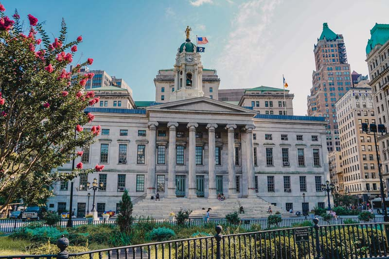 Brooklyn Borough Hall – Brooklyn Sehenswürdigkeiten