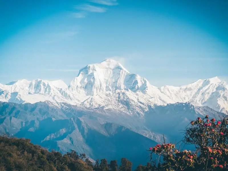 Trekking in Nepal – Dhaulagiri