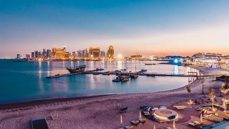 Katara Beach – Doha Sehenswürdigkeiten & Tipps