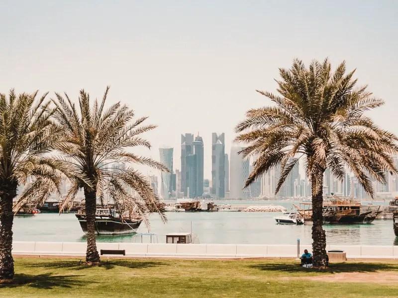 Corniche – Doha Sehenswürdigkeiten & Tipps