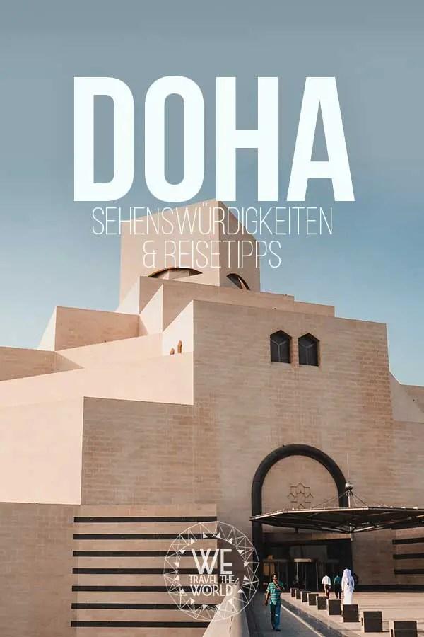 Doha Sehenswürdigkeiten & Tipps – Doha an einem Tag #qatar #katar #inspiration #reiseziele