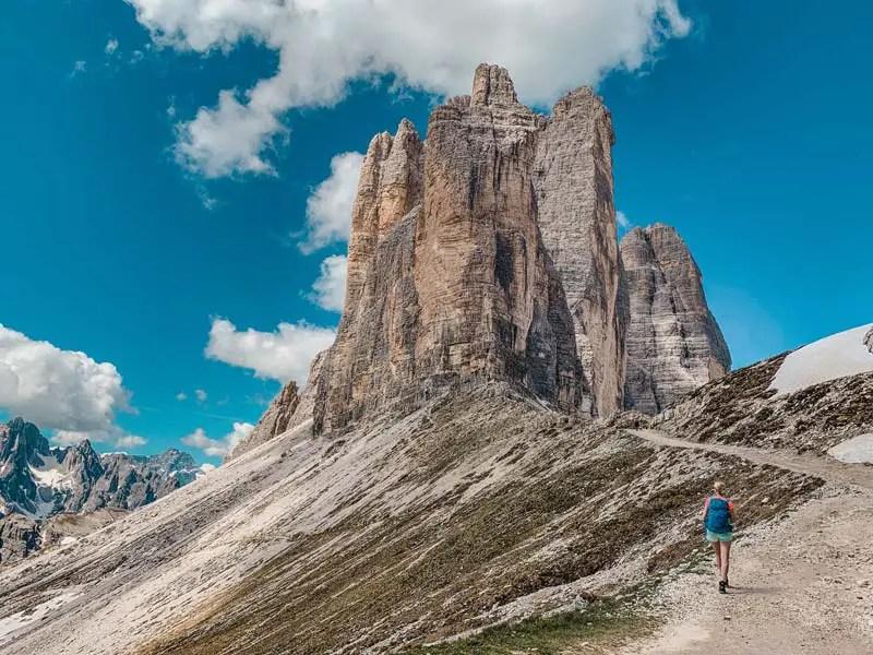 Three Peaks Circumnavigation - Loop rond Three Peaks